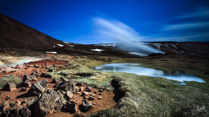 ÁGÚST ÞÓR PHOTOGRAPHY - Iceland-Þeistareykir