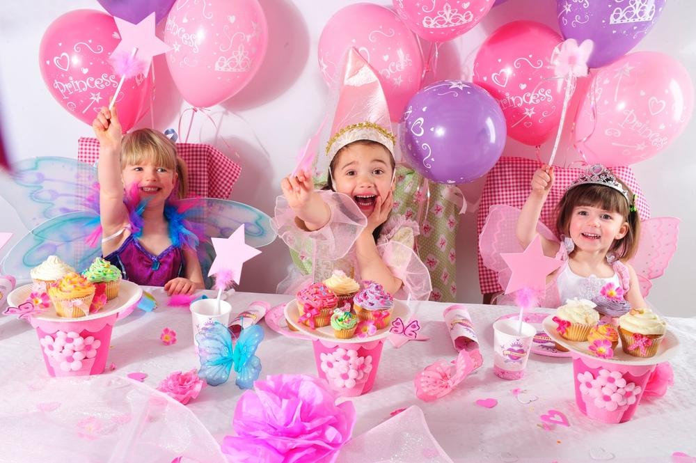 Как сделать день рождения одной девочки