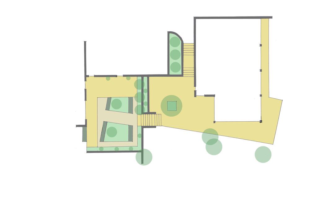 plants by design - Courtyard garden design 2016