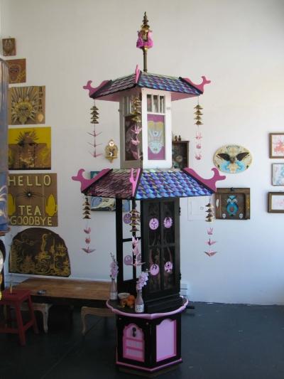 Simone Star Weit - Pink Pagoda (2010)