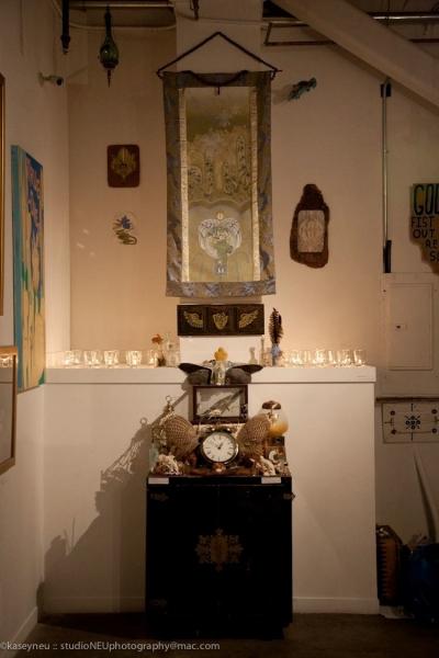 Simone Star Weit - Art show (2011)