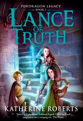 Will Steele Photography & Design - Lance of Truth
