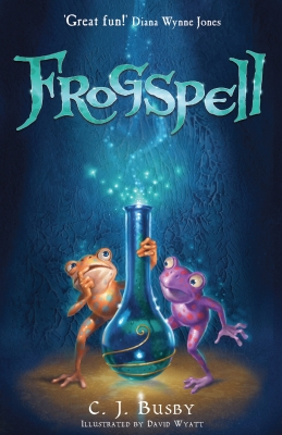 Will Steele Photography & Design - Frogspell