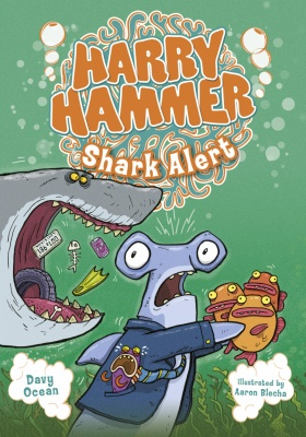 Will Steele Photography & Design - Harry Hammer - Shark Alert