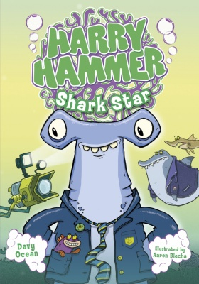 Will Steele Photography & Design - Harry Hammer - Shark Star
