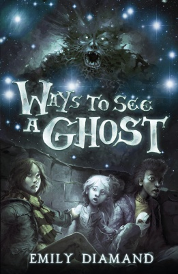 Will Steele Photography & Design - Ways to See a Ghost