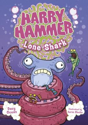 Will Steele Photography & Design - Harry Hammer Lone Shark