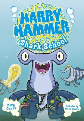 Will Steele Photography & Design - Harry Hammer - Shark School