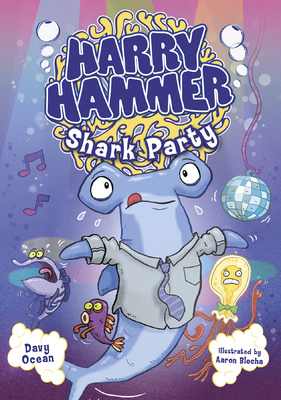 Will Steele Photography & Design - Harry Hammer - Shark Party