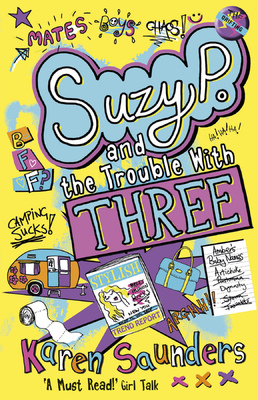 Will Steele Photography & Design - Suzy P and the Trouble with Three