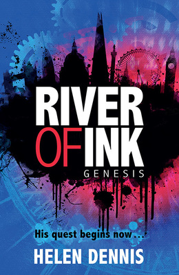 Will Steele Photography & Design - River of Ink: Genesis