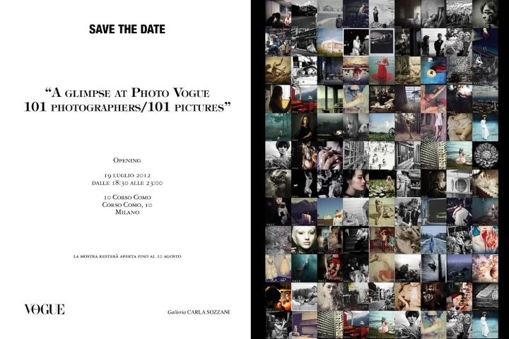 My Ophelia picture picture will be exhibited with Italian Vogue in Milan at Carla Sozzani Gallery.  Im thrilled to be part of this 