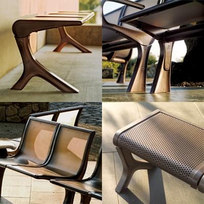 arh creative - Mix Seating System Client: Landscape Forms via Frog DesignPhoto: Courtesy of Landscape Forms