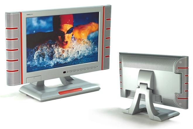 arh creative - Flatscreen TV Client: Hannspree via Frog DesignPhoto: Courtesy of Hannspree