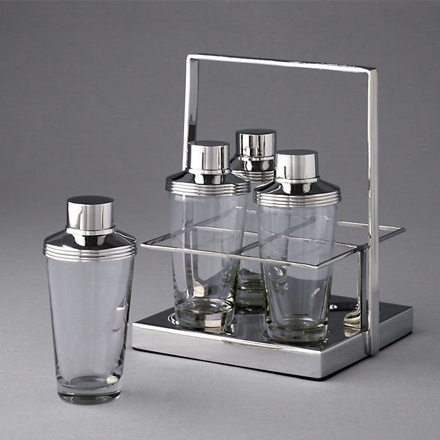 arh creative - Gable Mini Shakers Client: Restoration Hardware Photo: Courtesy of Restoration Hardware