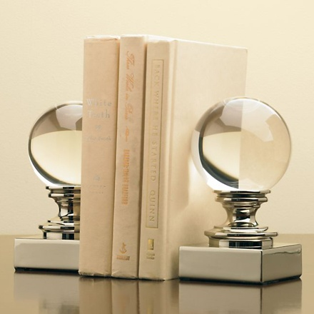 arh creative - Estate Bookends Client: Restoration Hardware Photo: Courtesy of Restoration Hardware