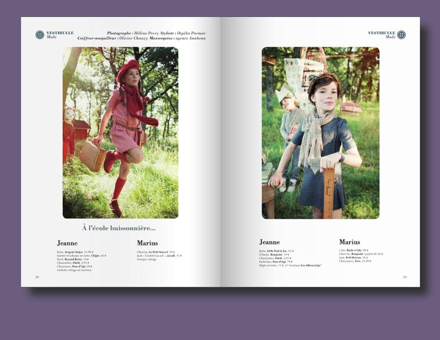 Dipika Parmar - Kids fashion stylist - BUBBLE MAGAZINE A/W 2013