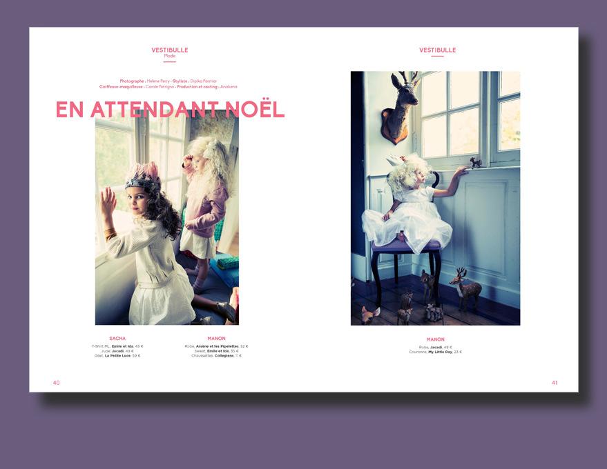 Dipika Parmar - Kids fashion stylist - BUBBLE MAGAZINE AUTUMN 2015