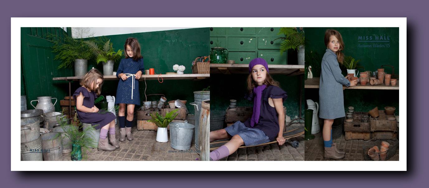 Dipika Parmar - Kids fashion stylist - MISS HALL AW15