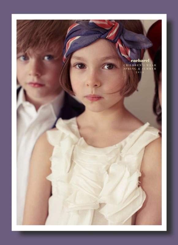 Dipika Parmar - Kids fashion stylist -     CACHERAL LOOK BOOK 2010