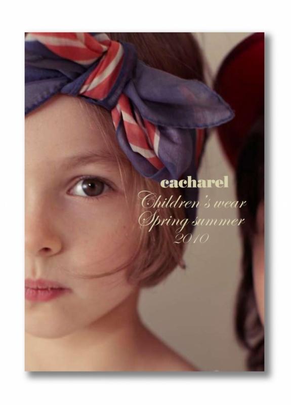 Dipika Parmar - Kids fashion stylist - CACHERAL LOOK BOOK - Spring/Summer 2010