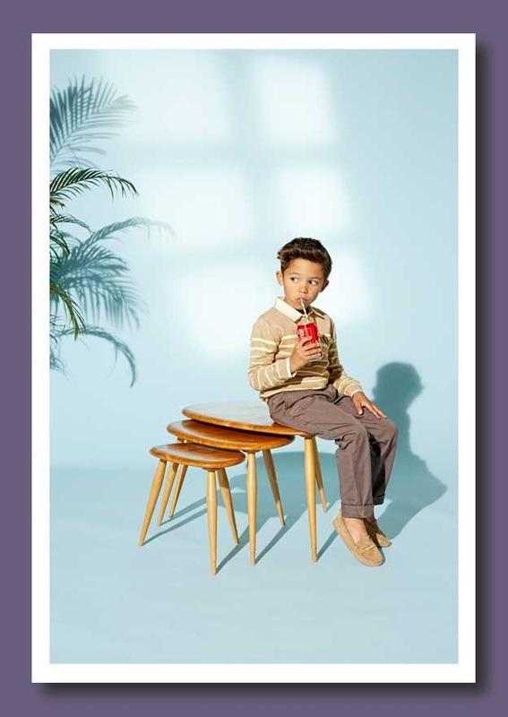 Dipika Parmar - Kids fashion stylist - MARIE CHANTEL LOOKBOOK S/S 2015