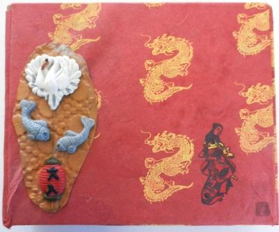 Artist Pen - Oriental box