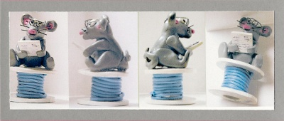 Artist Pen - Mouse on Spool