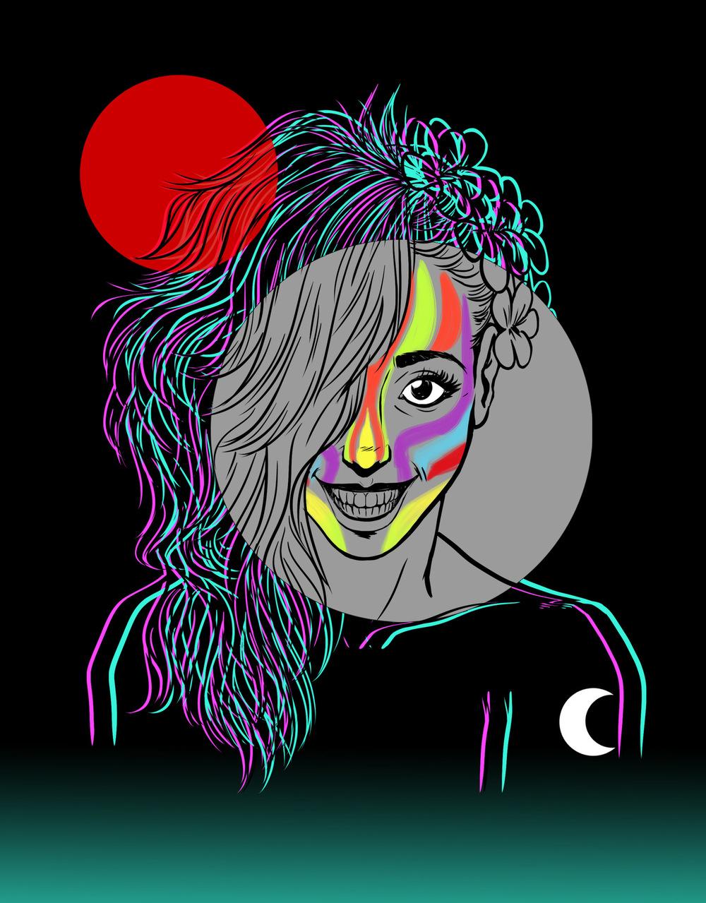 Raquel Barros - Moon 2016