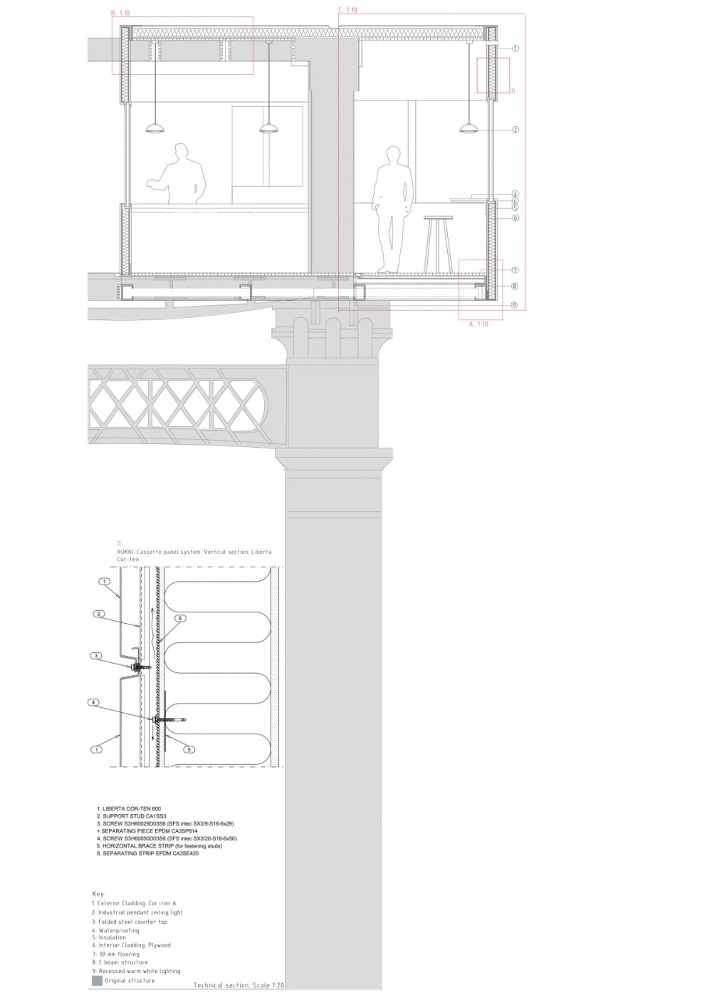 Marianne Khan Design - Technical section