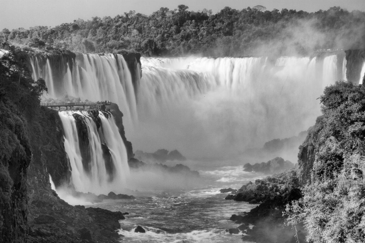 NaustvikPhotography.com - Iguazu Falls, Argentina