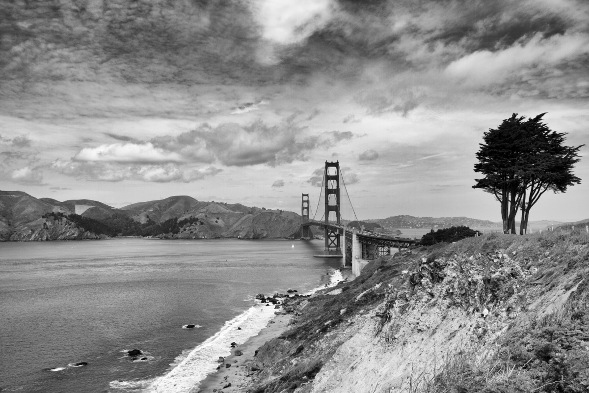 NaustvikPhotography.com - Golden Gate Bridge, San Francisco