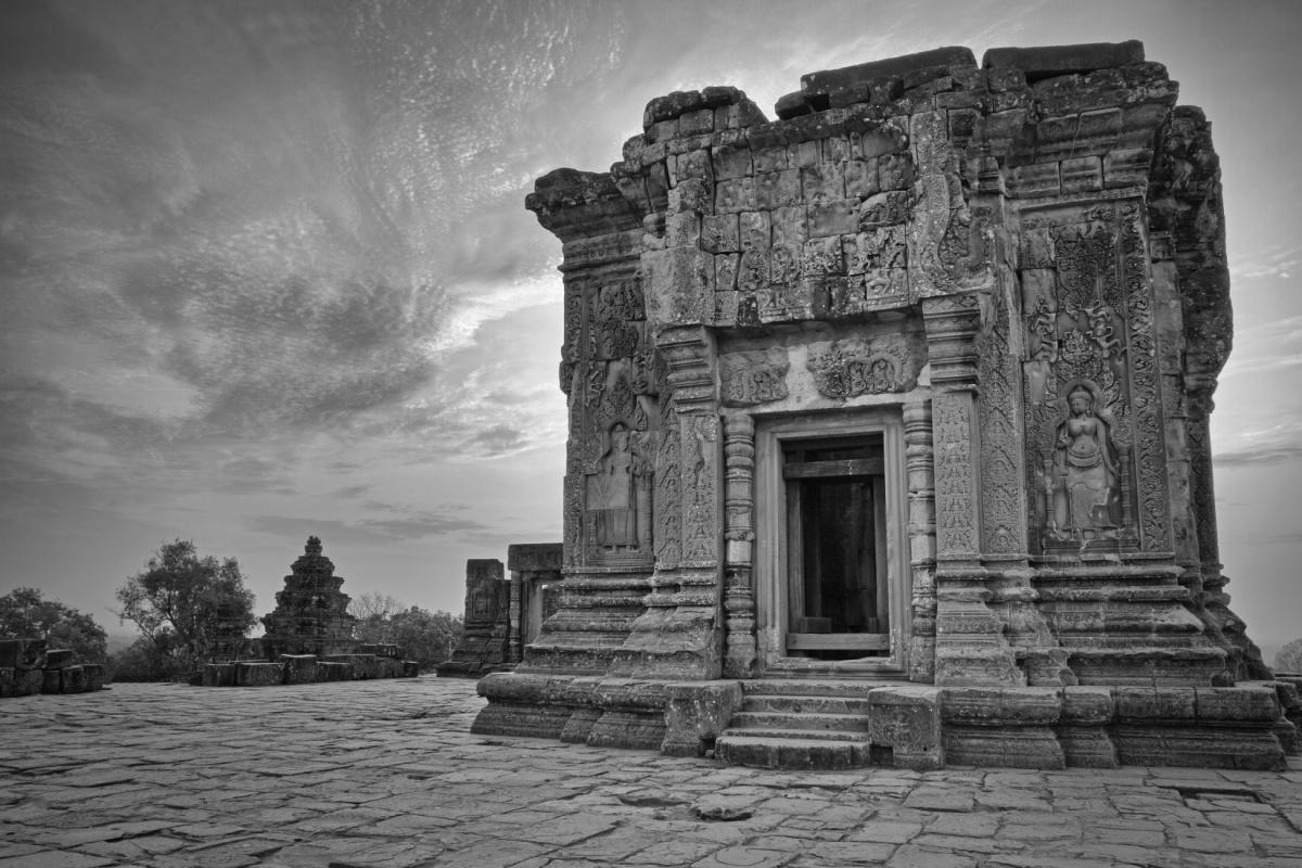 NaustvikPhotography.com - Phnom Bakheng Temple, Angkor Wat