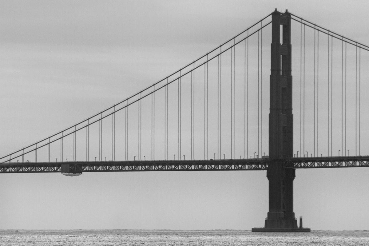 NaustvikPhotography.com - Golden Gate Bridge, San Francisco