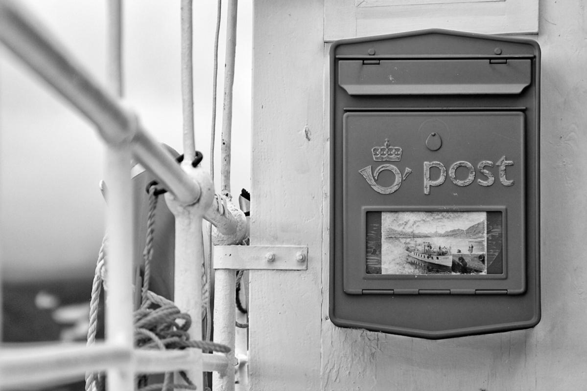 NaustvikPhotography.com - Mailbox at MB Bitihorn