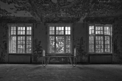 NaustvikPhotography.com - Old Lier Mental Hospital