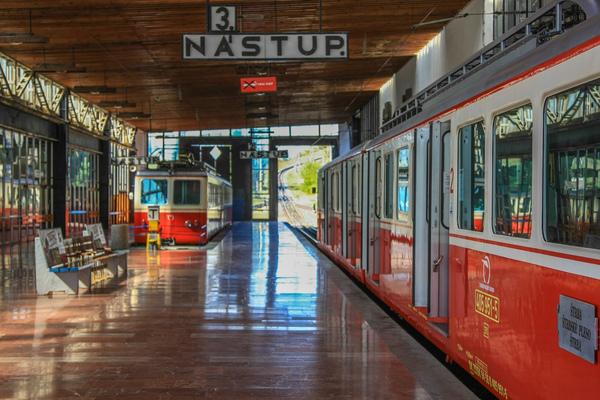 Kai Michael Neuhold - Fotojournalist - Zahnradbahn in der Hohen Tatra