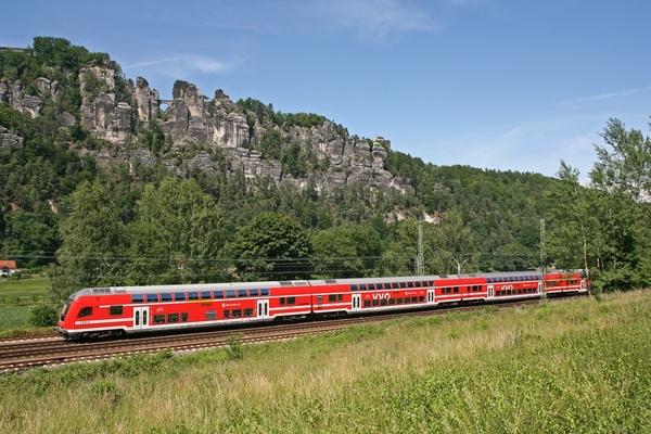 Kai Michael Neuhold - Fotojournalist - S-Bahn in der Sächsischen Schweiz