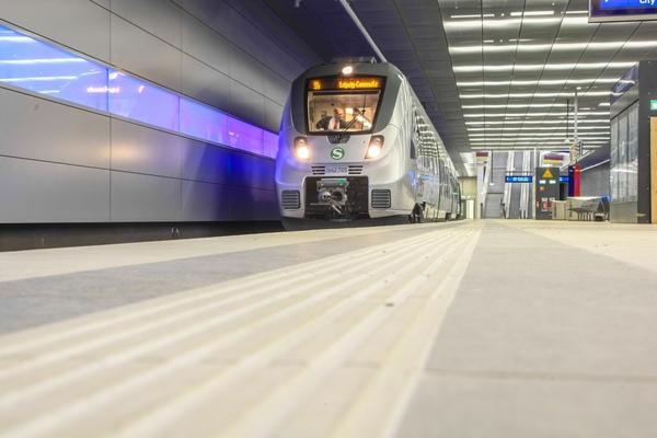 Kai Michael Neuhold - Fotojournalist - City-Tunnel Leipzig und S-Bahn Mitteldeutschland