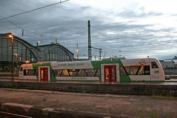 Kai Michael Neuhold - Fotojournalist - Elster-Saale Bahn