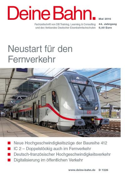 Kai Michael Neuhold - Fotojournalist - Deine Bahn (DB AG)