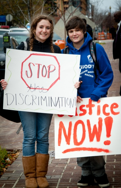 Tyler Grigsby Photography - Transgender Day of Action