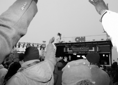 Tyler Grigsby Photography - In The Inaugural Crowd