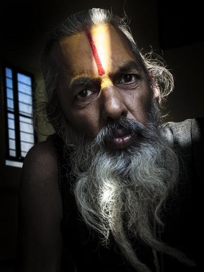 Tobbe Malm Photography - Holy man Chomo, Rajasthan