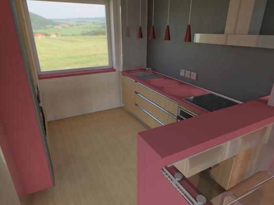 SADLAVE Evaldas Baškys - Virtuvės projektas 1