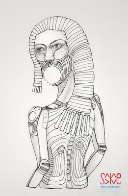 SADLAVE Evaldas Baškys - Egyptian