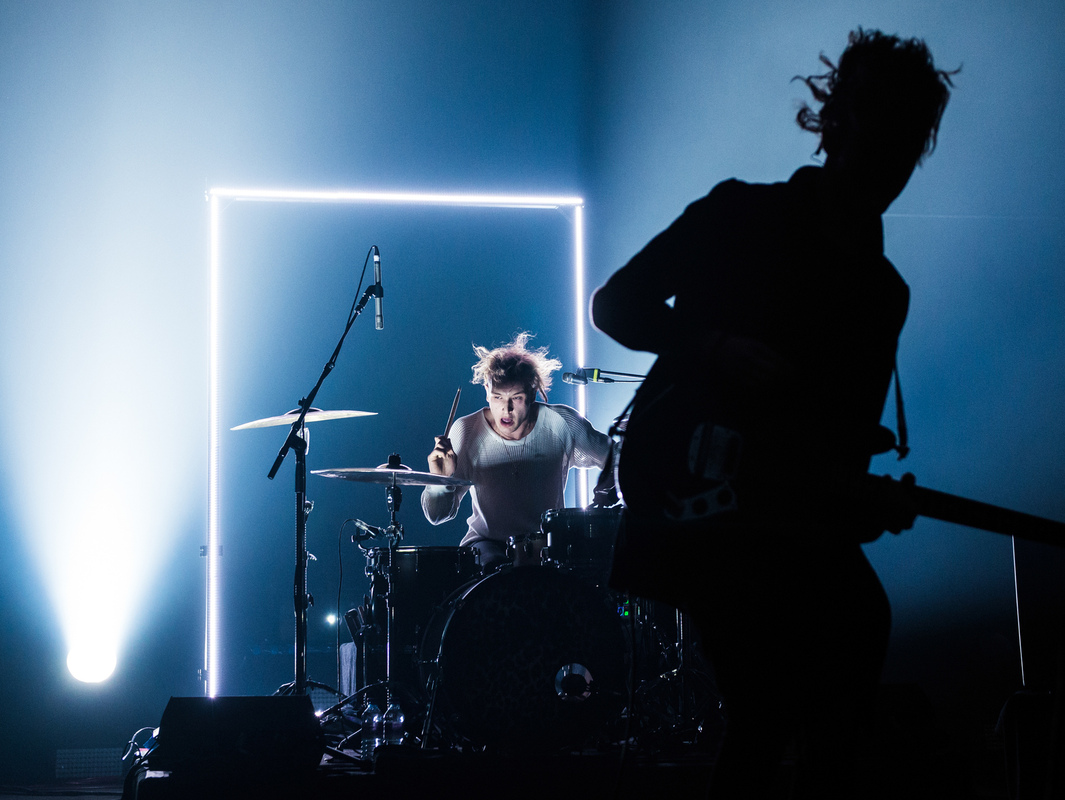 Drew Stewart Photography - Music Photographer Live/Promo - The 1975