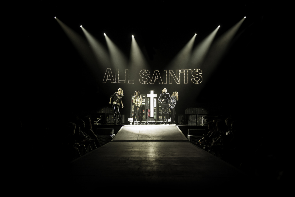 Drew Stewart Photography - Music Photographer Live/Promo - All Saints