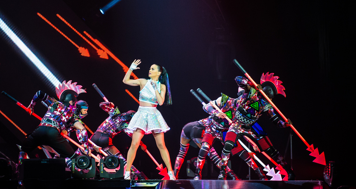Drew Stewart Photography - Music Photographer Live/Promo - Katy Perry