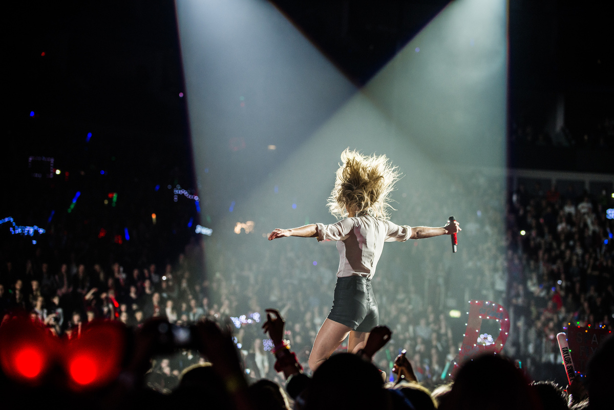 Drew Stewart Photography - Music Photographer Live/Promo - Taylor Swift